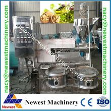 industrial production of oil from sunflower oil/grape seed oil press/flaxseed oil press machine