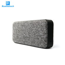 Light Weight Mini Stereo Smart Speaker Wireless Bluetooth Hands-free Call for Mobile Phone RS600