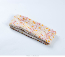 High Quality beautiful Colourful Knitted Woman Headband