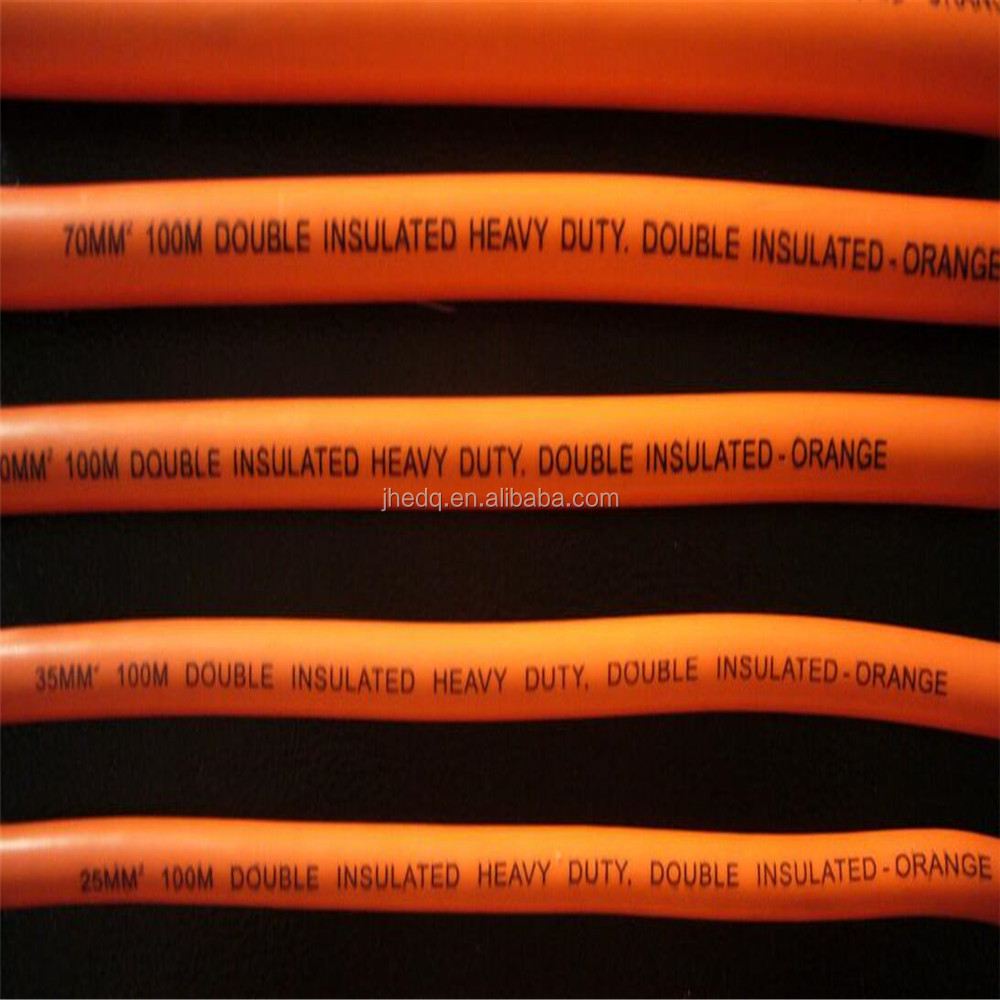 super flexible battery cable 0 awg power wire made in China