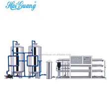 Factory Certificated RO pure water machine packaged drinking water project