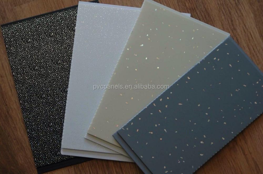 Ceiling board waterproof pvc ceiling ceiling bathroom tiles sparkle star ceiling panel pvc buy