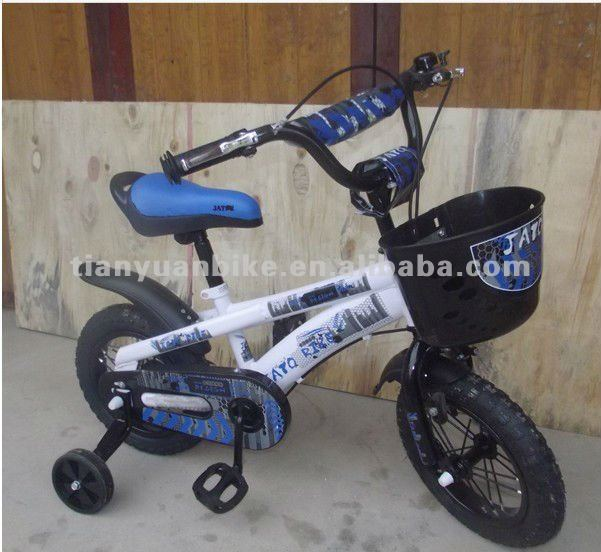 strong steel cheap high quality front basket BMX 12inch child kids bicycle /bike