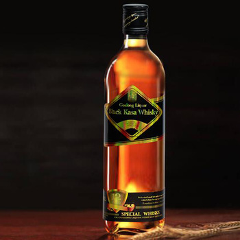 Promoting blended whisky producer with wholesale price,premium whisky brands customized oem