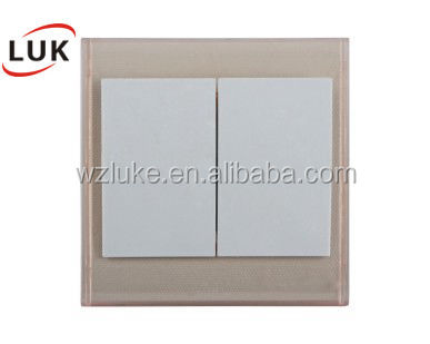 IRH1302 luk supplier wholesale Waterproof Fireproof Scratch easy smart changeover <strong>switch</strong>