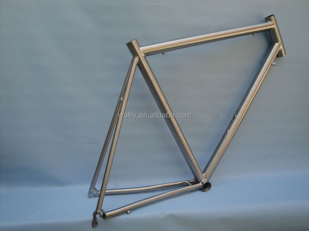 China classic titanium bicycle frame for road using
