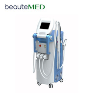 beautemed ipl rf e-light nd yag laser 4 in 1 multifunctional beauty machine