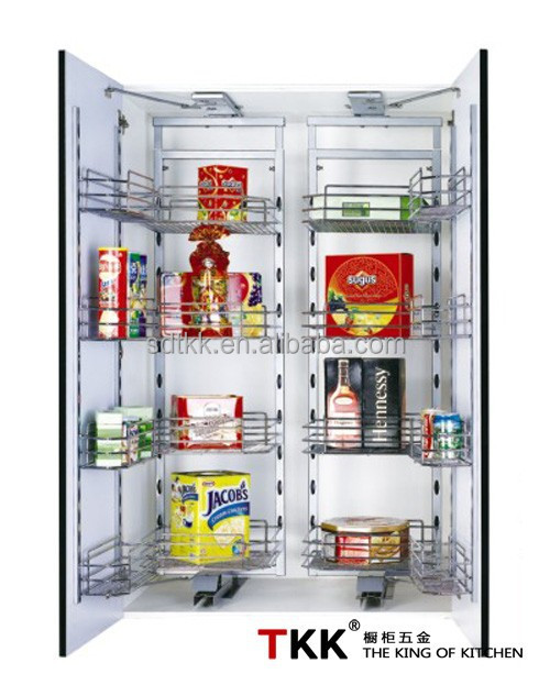 TKK Kitchen Cabinet Tandem Pantry Unit