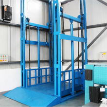 4m CE Fixed Electric Warehouse Cargo Lift