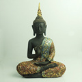 Indoor home decor cheap polyresin buddha statue