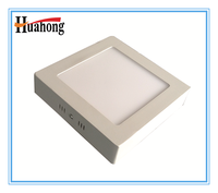 led factory price led ceiling panel light 24w surface mounted led ceiling light of square type