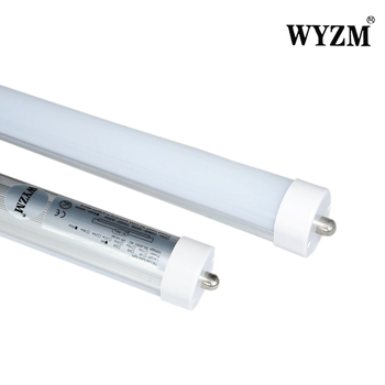 USA shipping 8ft long 8 ft t8 high output led tube light 75Watt T12 Linear Fluorescent Tube Replacement