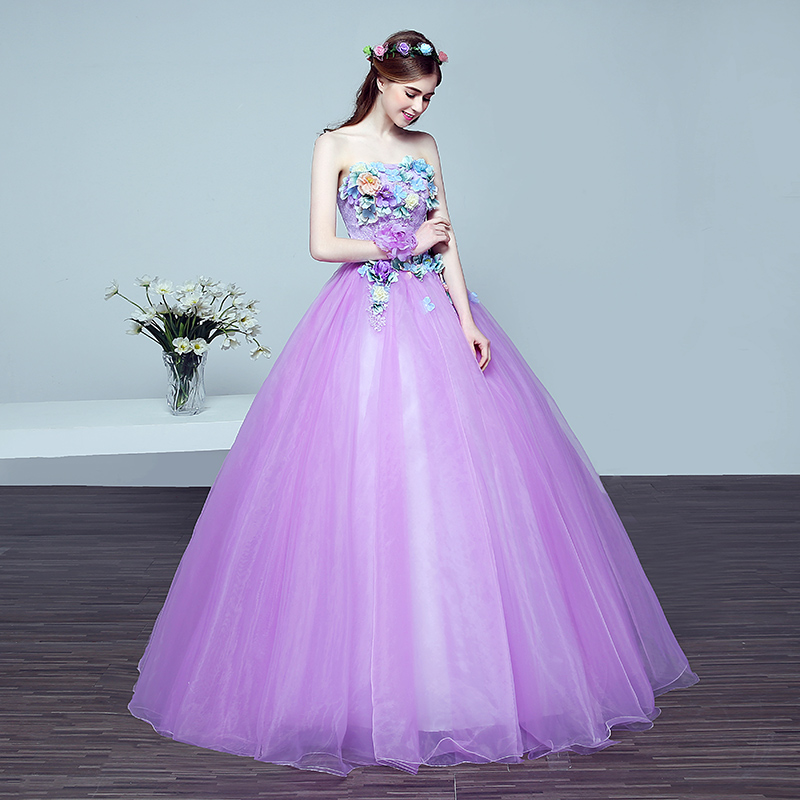 Wholesale korean ball gowns - Online Buy Best korean ball gowns from ...