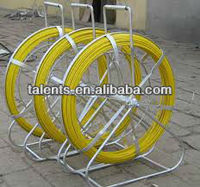 4.5mm*200m fiberglass take up and pay off cable rope