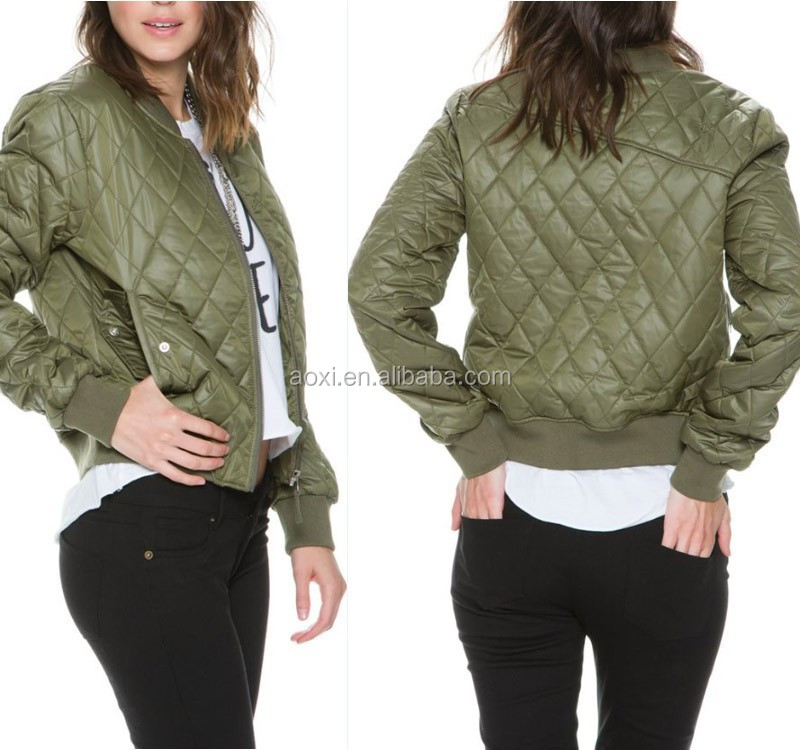Chinese clothing manufacturers sexy lady short green winter design formal wear fashion winter women jackets