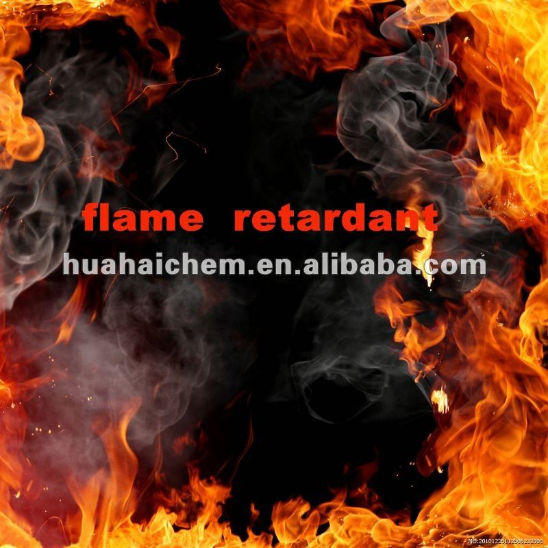 new flame retardant 2012 used in waterproof fire retardant canvas