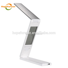 NEW Portable foldable battery operated usb charging led table lamp HF-T9921