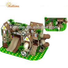 custom kindergarten soft pad indoor playground