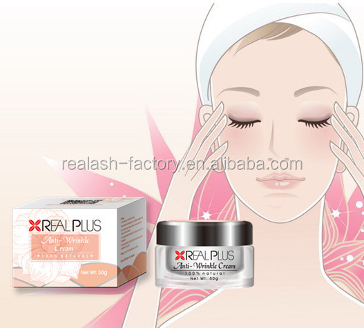 japan cosmetics hot selling REAL PLUS the best best cream removal wrinkle