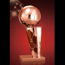 Customized Any Design Metal Gold Sport champions league trophy