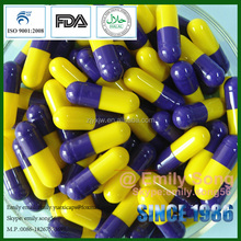 empty gelatin capsules for herbal medcinal