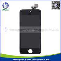 Grade AAA display for iphone 5 lcd touch screen replacemnet digitizer assembly