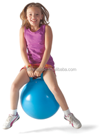 wholesale anti-burst PVC hopper ball/Skippy ball and Inflatable toys jumping ball
