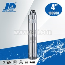 Stainless steel electric power ro water purifier submersible pump