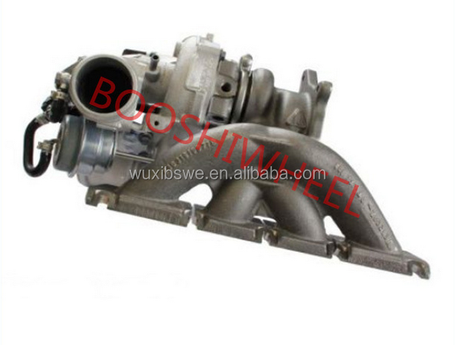 Orginal turbo for Volkswagen Passat B6 2.0L TSI K03 turbocharger 5303-970-0105 53039880105 06F145701H supercharger