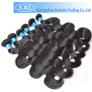 KBL Wholesale Brazilian Human Hair Extension,Dyeable Full Cuticles Body Wave 100% Virgin Brazilian Hair Extension