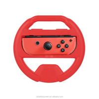 Blue Black Red Color Joy-con Racing Steering Wheel for Nintendo Switch Console(1PCS)