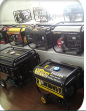Small Domestic Gasoline Generator MX950