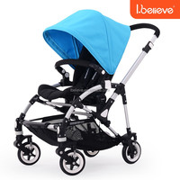 I-S018 Squirrel model easy carry light weight small size baby carriage
