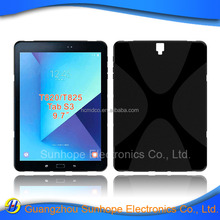 alibaba china X line tablet soft tpu case for SAMSUNG TAB S3(9.7)T820 T825 cover