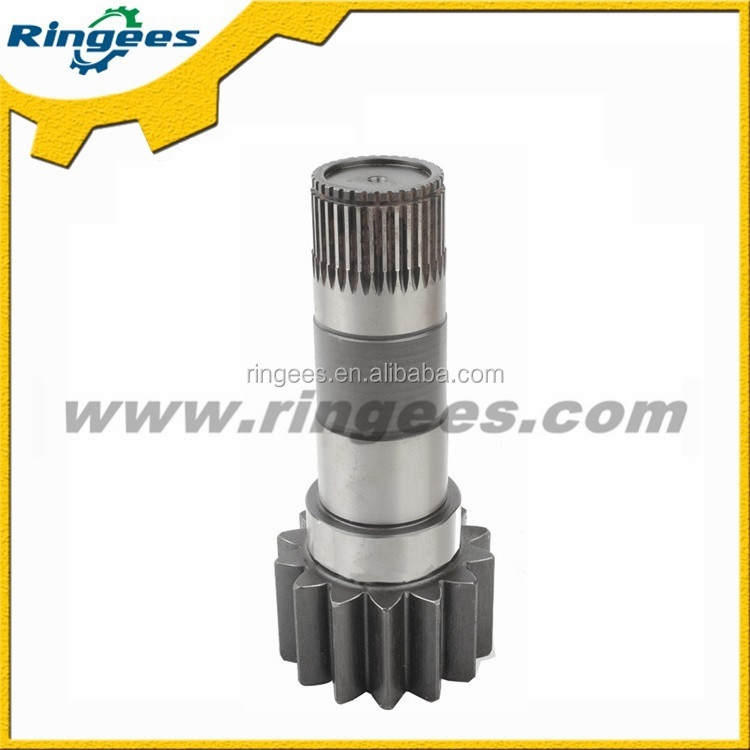 China manufacturer provide excavator parts swing shaft for Kobelco SK260LC-8