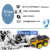 OEM/ODM Electronic Smart Robot Car Projects 4 Pin bluetooth hc-06 Wireless Transceiver Wifi Module