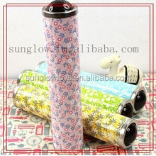 Popular children's toys and durable straight kaleidoscope