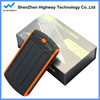 Portable Universal Solar Power Bank 23000mah Solar Laptop Charger