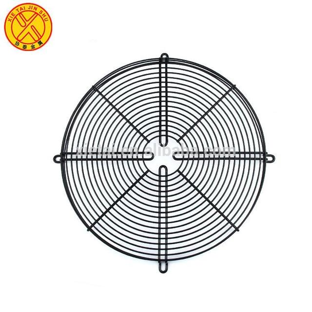 Wire mesh Fan Protection Grid and Steel Wire Fan Guard for Fan Protection Grid