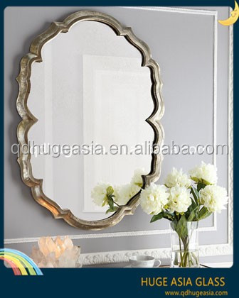 Glass Mirror for Decoration, Aluminium Mirror