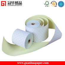 2 ply / 3 ply carbonless paper roll