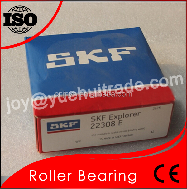 Low Friction SKF Bearing 22308 Roller Bearing Long Using Life 22308 Bearing