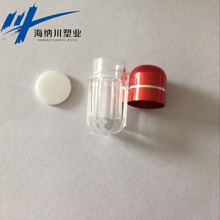 Female Enhancement Capsule Container/Sex Pills Packaging Bullet Bottle/Clear Sex Power Tablet Capsule Shell for Rhino 7,8,12