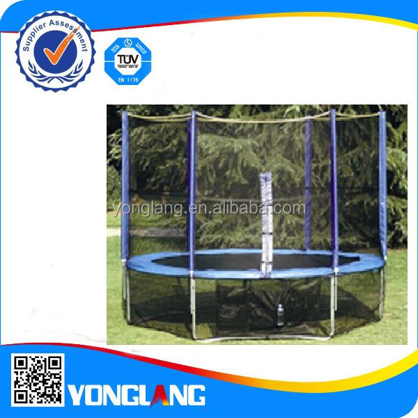 kids outdoor round trampoline YL-PC0709 can help adult to lose weight,lift the hips;help children grow.