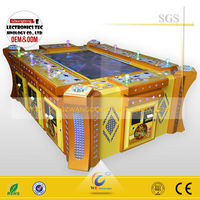 100%IGS original ocean monster fishing game machine/fishing and hunting accessories