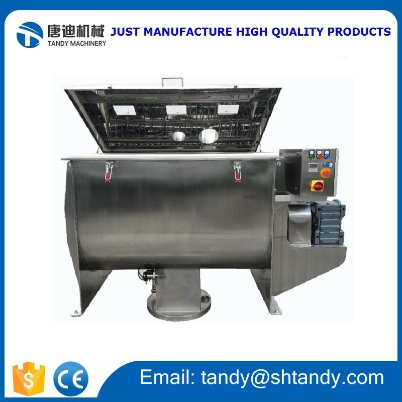 High quality stainless steel food vegetable powder mixer