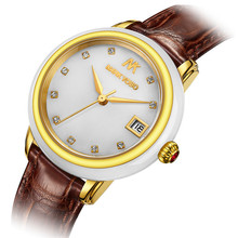 2017 Women Lady Luxury Stainless Steel Watches