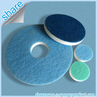 Floor cleaning pad Sponge Scouring Pad bulk purchasing website