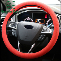 High quality cheap disposable plastic car steering wheel cover
