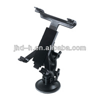 360 Degree Rotation Universal Car Holders for Tablet PC Bracket and ipad2/3/4, car holder for tablet pc